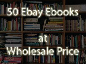 50 Ebay Ebooks Pack