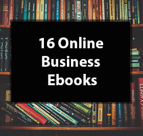 16 Online Business Ebooks