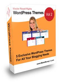 5 Amazing Exclusive WordPress Blog Themes