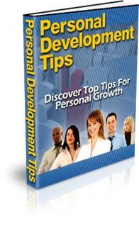 Power Tips for Personal Development