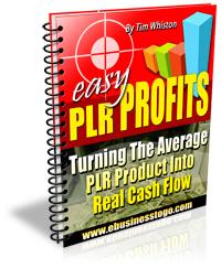 Easy PLR Profits