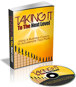Taking It To The Next Level – Audio Book