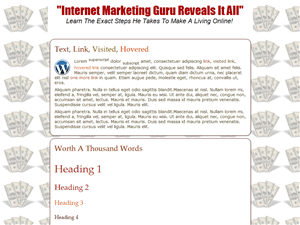 WordPress Themes MRR