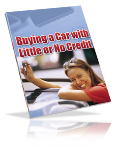 Easy Ways to Buy A Car With Little Or No Credit