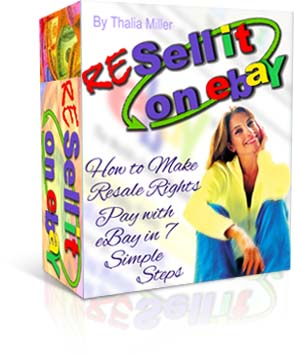 Resell It On eBay For Huge Profits