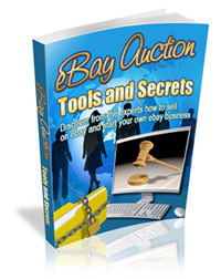 The Greatest Ebay Auction Tools and Secrets