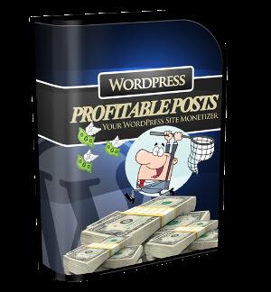 Why Do I Need The Amazing WP Profitable Posts Plugin