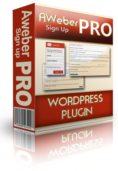 Why Do I Need Aweber Sign Up Pro Plugin?