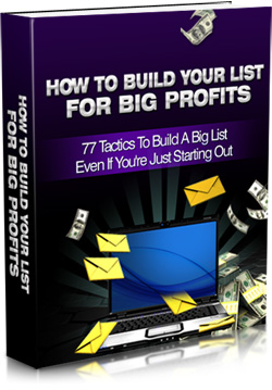 77 Powerful Tactics To Build big profits