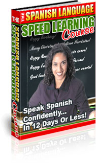 How to Learn Spanish with Amazing Speed and Accuracy!