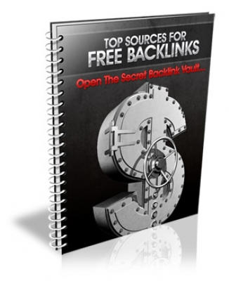 Top Sources For FREE Permanent Back Links