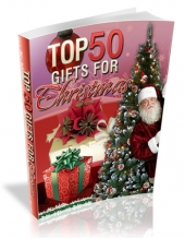 Here's The Top 50 Gifts Perfect For This Christmas!
