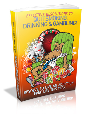 What Is The Best Way To Quit Smoking Drinking And Gambling