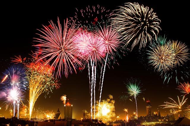 Happy New Year's Eve Around the World