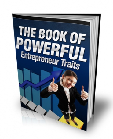 What Is The Book Of Powerful Entrepreneur Traits?