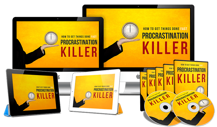 Why Use Killer Strategies To Stop Procrastination