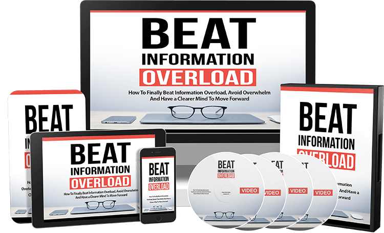 How To Easily Beat Information Overload
