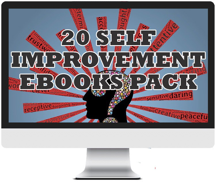 Improve Your Life With This Self Improvement Pack