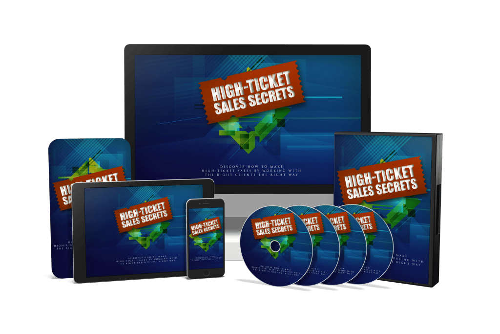 How Would You Like To Make High-Ticket Sales?