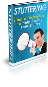 How to Easily Control Your Stutter!